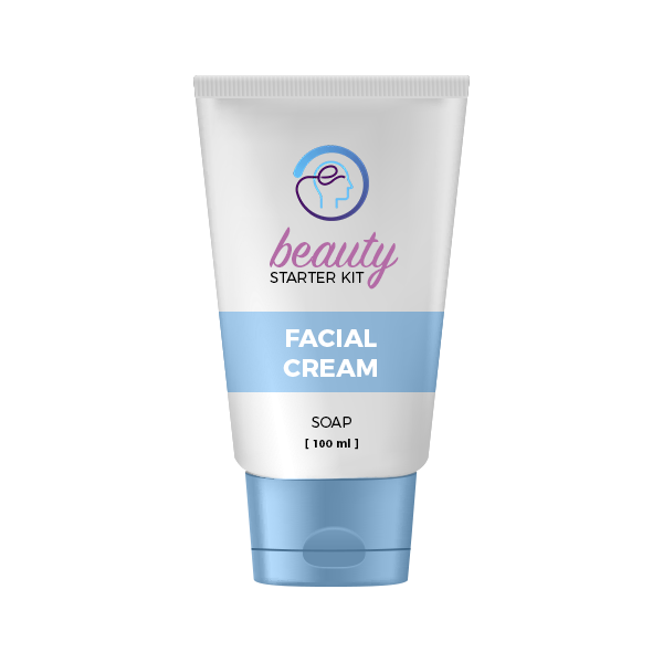 Facial Soap Cream