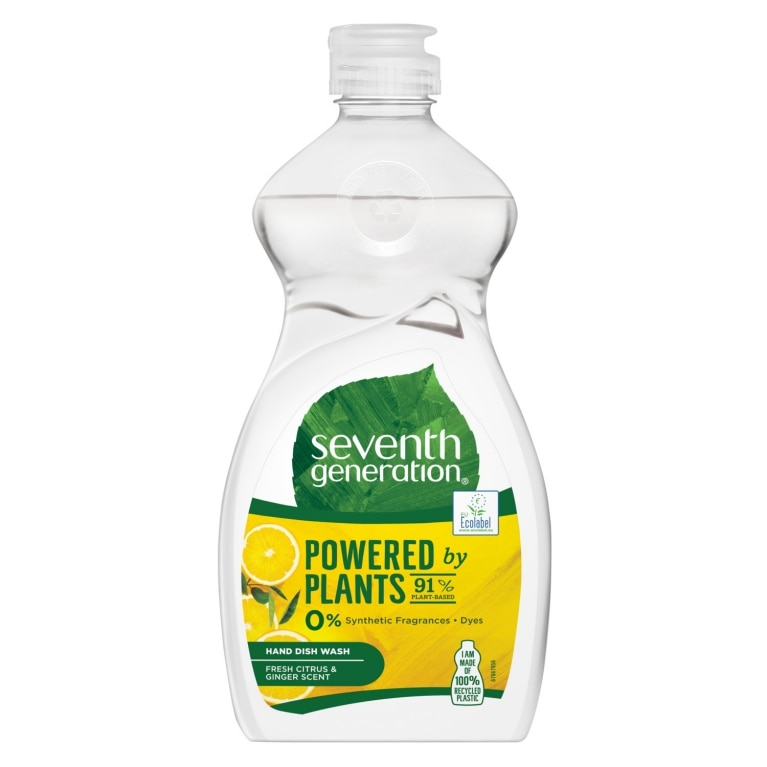 Seventh Generation Tuore Citrus & Ginger Hand Dish Wash